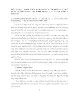 MỘT SỐ GIẢI PHÁP, KIẾN NGHỊ NHẰM HOÀN THIỆN CƠ CHẾ QUẢN LÝ TIỀN LƯƠNG, THU NHẬP TRONG CÁC DOANH NGHIỆP NHÀ NƯỚC