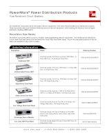 PowerWorx® Power Distribution Products