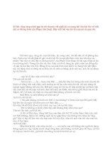 bài viết văn 9- số3 tải về in và nộp ngay