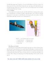 Nghiên cứu , kiểm tra và chuẩn đoán hệ thống nhiên liệu điện tử Diezel điện tử P2