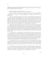 NHẬN XÉT, ĐÁNH GIÁ VỀ TỔ CHỨC HẠCH TOÁN KẾ TOÁN TẠI CÔNG TY XÂY DỰNG VÀ PHÁT TRIỂN NÔNG THÔN
