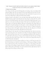 THỰC TRẠNG TỔ CHỨC KẾ TOÁN TIỀN LƯƠNG VÀ CÁC KHOẢN TRÍCH THEO LƯỢNG TẠI CÔNG TY CƠ GIỚI VÀ XÂY LẮP SỐ 12