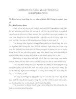 GIẢI PHÁP TĂNG CƯỜNG QUẢN LÝ NỢ XẤU TẠI