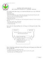 Đề cương ôn tập Sử 8-HK1 (2010-2011)