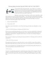 Phương pháp triển khai lắp đặt WIRELESS ACCESS POINT