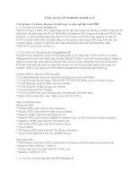Tổng quan về website joomla 1.5