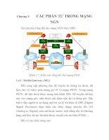 tổng quan về các giao thức báo hiệu và điều khiển, chương 3