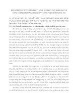 HOÀN THIỆN KẾ TOÁN BÁN HÀNG VÀ XÁC ĐỊNH KẾT QUẢ BÁN HÀNG TẠI CÔNG TY TNHH THƯƠNG MẠI DỊCH VỤ CÔNG NGHỆ THÔNG TIN
