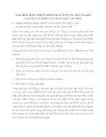 GIẢI PHÁP HOÀN THIỆN CHÍNH SÁCH TÍN DỤNG THƯƠNG MẠI TẠI CÔNG TY PHÂN LÂN NUNG CHẢY VĂN ĐIỂN