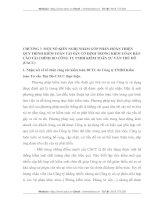 CHƯƠNG 3  MỘT SỐ KIẾN NGHỊ NHẰM GÓP PHẦN HOÀN THIỆN QUY TRÌNH KIỂM TOÁN TÀI SẢN CỐ ĐỊNH TRONG KIỂM TÓAN BÁO CÁO TÀI CHÍNH DO CÔNG TY TNHH KIỂM TOÁN TƯ VẤN THỦ ĐÔ