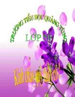 mo rong von tu: Hanh phuc(gui Lien)