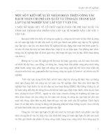 MỘT SỐ Ý KIẾN ĐỀ XUẤT NHẰM HOÀN THIỆN CÔNG TÁC HẠCH TOÁN CHI PHÍ SẢN XUẤT VÀ TÍNH GIÁ THÀNH XÂY LẮP TẠI XÍ NGHIỆP XÂY LẮP VẬT TƯ VẬN TẢI.