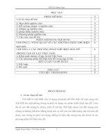 Các phương pháp thể hiện bản dồ trong tập Át lát Việt Nam