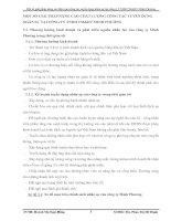 MỘT SỐ GIẢI PHÁP NÂNG CAO CHẤT LƯỢNG CÔNG TÁC TUYỂN DỤNG NHÂN SỰ TẠI CÔNG TY TNHH TM&DV MINH PHƯƠNG