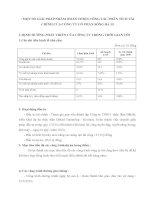 MỘT SỐ GIẢI PHÁP NHẰM HOÀN THIỆN CÔNG TÁC PHÂN TÍCH TÀI CHÍNH CỦA CÔNG TY CỔ PHẦN SÔNG ĐÀ 19