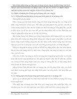 NHẬN XÉT ĐÁNH GIÁ VỀ HIỆU QUẢ SỬ DỤNG VỐN VÀ BIỆN PHÁP NHẰM NÂNG CAO SỬ DỤNG VỐN CỦA CÔNG TY