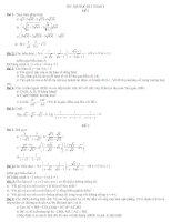 đề cương toán 9.đầy đủ
