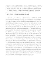 PHẦN III CÔNG TÁC GIÁM ĐỊNH CHI PHÍ KHÁM CHỮA BỆNH BẢO HIỂM Y TẾ VÀ VIỆC BẢO VỆ QUYỀN LỢI CHO NGƯỜI CÓ THẺ BẢO HIỂM Ở BHYT  HÀ NỘI
