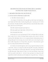 ĐẶC ĐIỂM TÌNH HÌNH CHUNG VỀ PHÒNG NỘI VỤ LAO ĐỘNG THƯƠNG BINH  XÃ HỘI THỊ XÃ CỬA LÒ