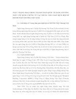 THỰC TRẠNG HOẠT ĐỘNG THANH TOÁN QUỐC TẾ BẰNG PHƯƠNG THỨC TÍN DỤNG CHỨNG TỪ TẠI TRUNG TÂM GIAO DỊCH HỘI SỞ NHTMCP KỸ THƯƠNG VIỆT NAM
