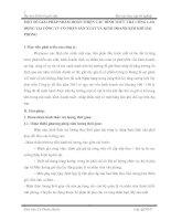 MỘT SỐ GIẢI PHÁP NHẰM HOÀN THIỆN CÁC HÌNH THỨC TRẢ CÔNG LAO ĐỘNG TẠI CÔNG TY CỔ PHẦN SẢN XUẤT VÀ KINH DOANH KIM KHÍ HẢI PHÒNG