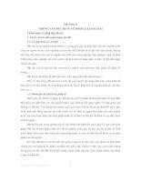 NHỮNG VẤN ĐỀ CHUNG VỀ PHÁP LUẬT ĐẤT ĐAI