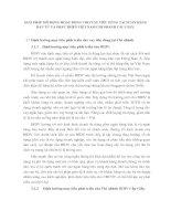 GIẢI PHÁP MỞ RỘNG HOẠT ĐỘNG CHO VAY TIÊU DÙNG TẠI NGÂN HÀNG ĐẦU TƯ VÀ PHÁT TRIỂN VIỆT NAM CHI NHÁNH CẦU GIẤY