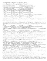 BAI TAP TONG HOP 12 (HAY) THAM KHAO VA CHO Y KIEN NHA!
