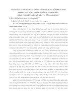 PHÂN TÍCH TÌNH HÌNH XÂY DỰNG VÀ THỰC HIỆN  KẾ HOẠCH KINH DOANH MÁY TÍNH VÀ CÁC THIẾT BỊ TIN HỌC CỦA