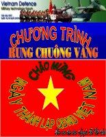 Rung chuông vàng 22/12/2009