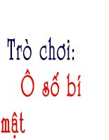 Tro choi MTXQ: Chu de Gia dinh