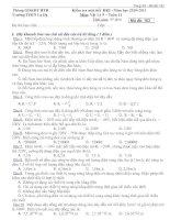 KT 1 tiết vật lý 9 HKI