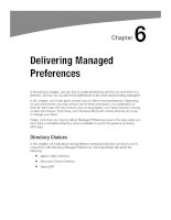 Delivering Managed Preferences