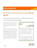 Microsoft Office 2010 Product Guide part 2