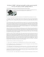 Hỏi Đáp về TMĐT - Những hướng dẫn có tầm quan trọng đối với các nhà quản lý doanh nghiệp (Phần 4)