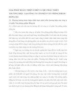 GIẢI PHÁP HOÀN THIỆN CHIẾN LƯỢC PHÁT TRIỂN THƯƠNG HIỆU TẠI CÔNG TY CỔ PHẦN VĂN PHềNG PHẨM HỒNG HÀ