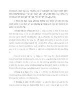 ĐÁNH GIÁ THỰC TRẠNG  PHƯƠNG HƯỚNG HOÀN THIỆN KẾ TOÁN TIÊU THỤ THÀNH PHẨM  VÀ XÁC ĐỊNH KẾT QUẢ TIÊU THỤ TẠI CÔNG TY CỔ PHẦN MỸ THUẬT VÀ VẬT PHẨM VĂN HÓA HÀ NỘI