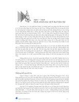 1901 - 1910 Bình minh của vật lý học hiện đại