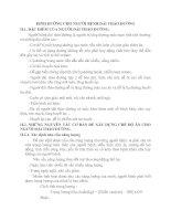 DINH DƯỠNG CHO NGƯỜI BỆNH ĐÁI THÁO ĐƯỜNG