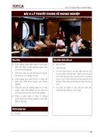 Bài 4: Lý thuyết chung về doanh nghiệp