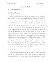 sáng kiến kinh nghiệm môn văn 9