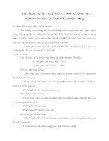 CHƯƠNG 3 GIẢI PHÁP NHẰM TĂNG CƯỜNG  HUY ĐỘNG VỐN TẠI NHNN
