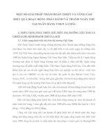 MỘT SỐ GIẢI PHÁP NHẰM HOÀN THIỆN VÀ NÂNG CAO HIỆU QUẢ HOẠT ĐỘNG PHÁT HÀNH VÀ THANH TOÁN THẺ TẠI NGÂN HÀNG TMCP Á CHÂU