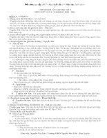 Ôn tập Ngữ văn 9 - HK 1