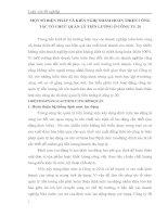 MỘT SỐ BIỆN PHÁP VÀ KIẾN NGHỊ NHẰM HOÀN THIỆN CÔNG TÁC TỔ CHỨC QUẢN LÝ TIỀN LƯƠNG Ở CÔNG TY 20