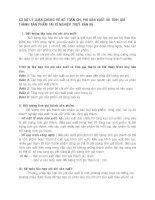 CƠ SỞ LÝ LUẬN CHUNG VỀ KẾ TOÁN CHI PHÍ SẢN XUẤT VÀ TÍNH GIÁ THÀNH SẢN PHẨM TẠI XÍ NGHIỆP THỦY SẢN 86