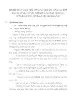 ĐỊNH HƯỚNG VÀ GIẢI PHÁP NÂNG CAO HIỆU QUẢ CÔNG TÁC HẨM ĐỊNH DỰ ÁN XIN VAY VỐN TẠI NGÂN HÀNG PHÁT TRIỂN NHÀ ĐỒNG BẰNG SÔNG CỬU LONG CHI NHÁNH HÀ NỘI