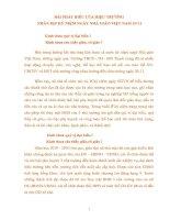 Bài phát biểu của Hiệu trưởng nhân ngày NGVN 20-11