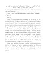 LÝ LUẬN CHUNG VỀ TỔ CHỨC CÔNG TÁC KẾ TOÁN TIỀN LƯƠNG VÀ CÁC KHOẢN TRÍCH THEO LƯƠNG