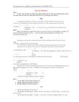 Bài tập toán rời rạc có giải